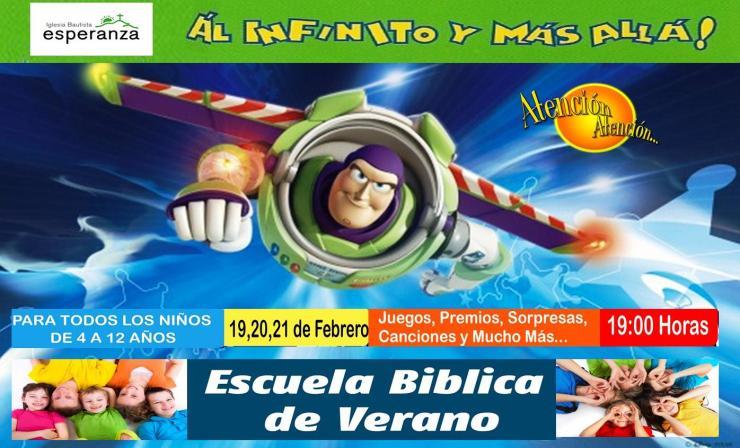 escuela biblbica de verano
